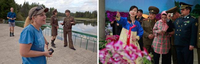 북한은 관광산업을 통해 제재 국면을 버텨내려 하고 있다. [뉴시스]