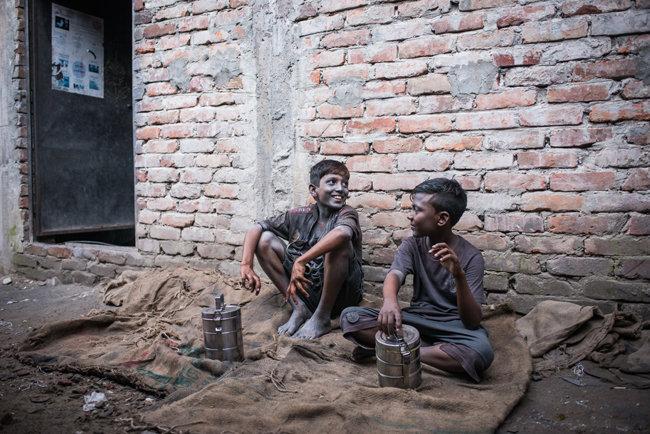 방글라데시 - 혹독한 삶의 배움터(BANGLADESH : THE HARD SCHOOL OF LIFE)