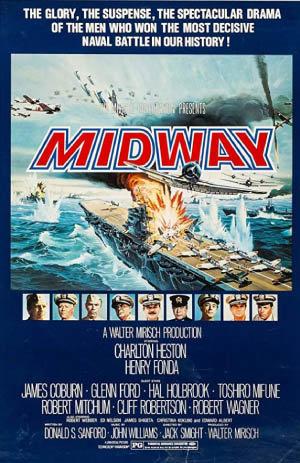 '미드웨이'(1976) 포스터. [Universal Pictures]