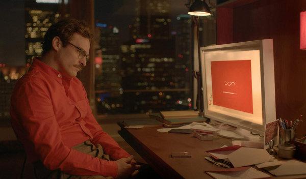 2013년 개봉한 영화 'her'는 인공지능(AI)에 사랑을 느끼는 주인공을 다룬다. [Annapurna Pictures 제공]