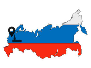 격동의 도시, 러시아 모스크바