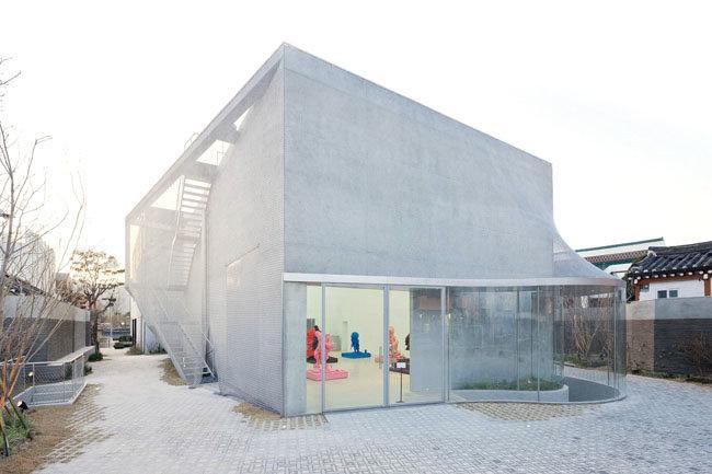 서울 종로구 국제갤러리. [©Iwan Baan 2020]