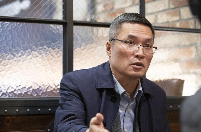 구해우 전 국가정보원 북한담당기획관.