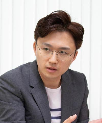 백경훈 미래통합당 전 선거대책위원회 대변인 [박해윤 기자]