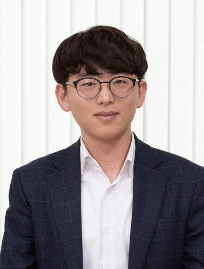 권용태 대학생위원장 직무대행 [박해윤 기자]