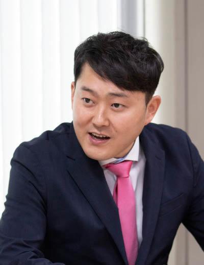 김성용 전 서울 송파병 당협위원장 [박해윤 기자]