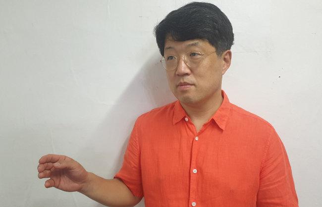 서혁수 정신대할머니와함께하는시민모임 대표.
