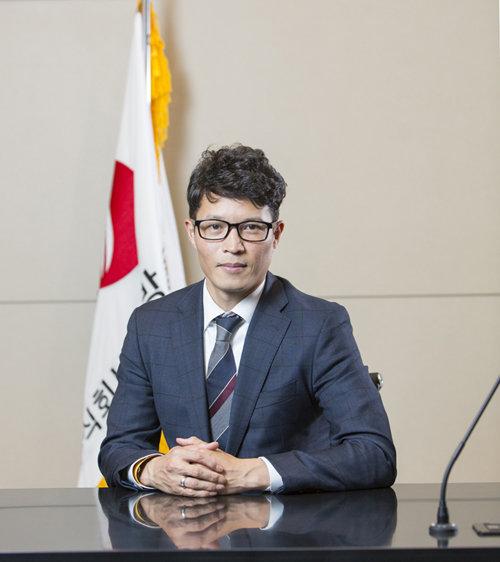 3월 취임한 김세호 쌍방울 대표이사. [김도균 객원기자]
