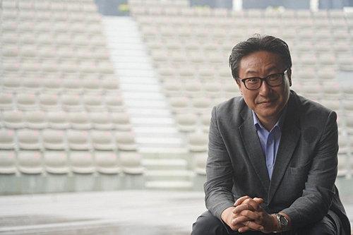 김건표 밀양공연예술축제 추진위원장.