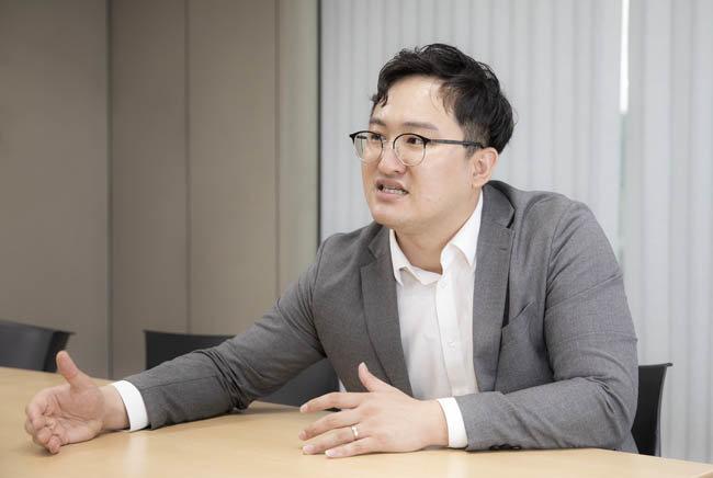 김수현 전대협 의장 [박해윤 기자]