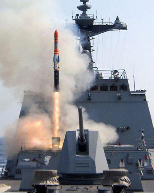 홍상어 대잠 미사일. [국방과학연구소 제공]