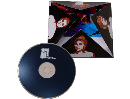 그룹 국카스텐이 2009년 발매한 1집 앨범. 딱지를 연상시키는 독특한 재킷 디자인으로 유명하다.