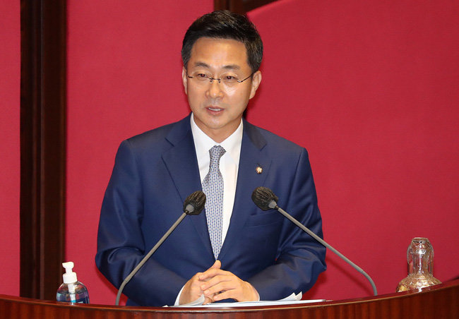박성준 더불어민주당 의원. [뉴스1]