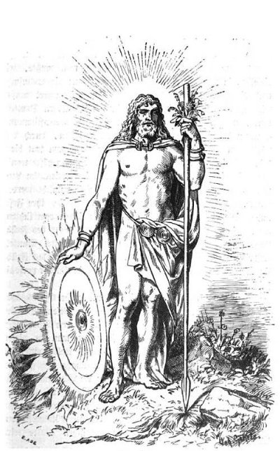 발데르, Johannes Gehrts, 1901