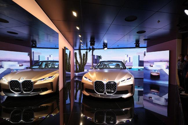 BMW 전기차 i4. [GettyImage]