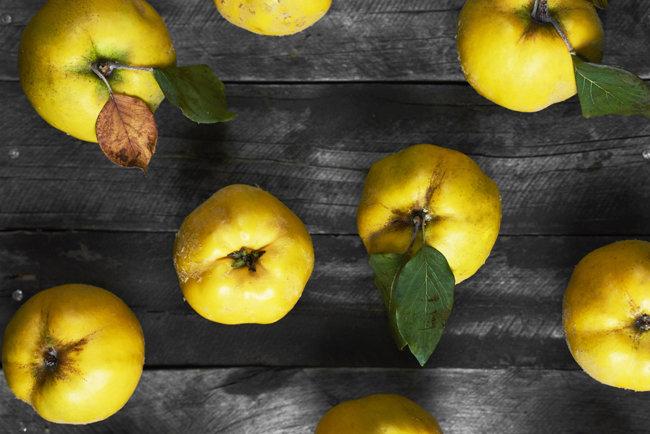 향이 좋은 모과는 활용도 높은 가을 과일계의 '씬 스틸러'다. [GettyImage]