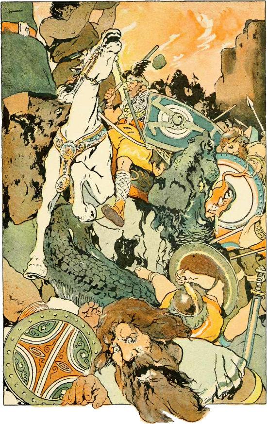 라그나뢰크, George Wright, 1908.