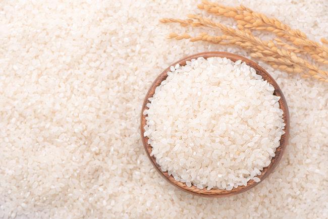 신선한 쌀은 물 양만 잘 맞추면 찰지고 맛있는 밥으로 변신한다. [GettyImages]