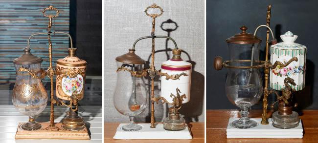 밸런스(Balance) 커피메이커. 커피 추출 방식을 자동화해 마지막 과정에서 버너가 자동으로 꺼지도록 진화한 커피메이커.