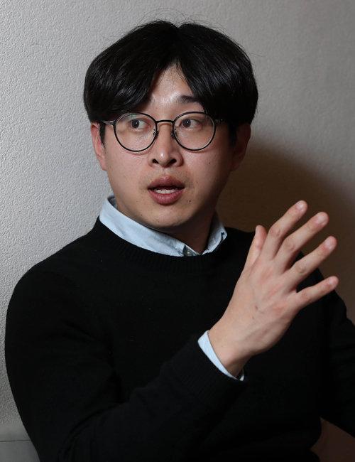 천안함 폭침 생존자 전준영 씨. [양회성 동아일보 기자]
