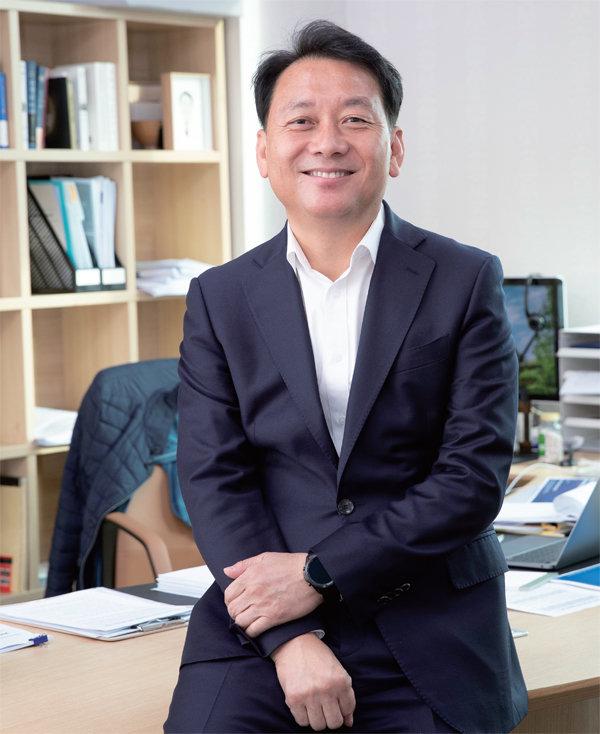 이광재 더불어민주당 의원. [지호영 기자]