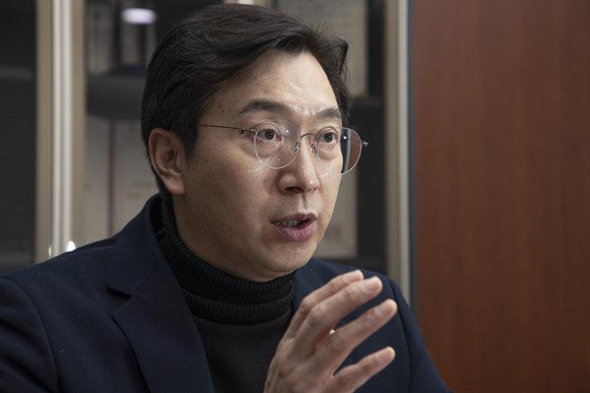 강민국 국민의힘 의원 [조영철 기자]