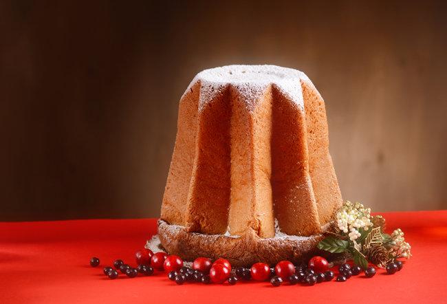 이탈리아 북부 베로나 지방에서 만들어진 판도로. 폭신하고 달콤한 빵이다. [GettyImage]