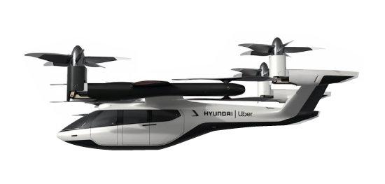 현대차가 공개한 개인용 비행체 S-A1. [현대자동차 제공]
