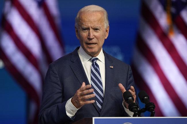 조 바이든 미국 대통령 당선인은 통신품위법 230조를 개정해 플랫폼 사업자의 책임을 강화해야 한다고 주장한다. [AP=뉴시스]