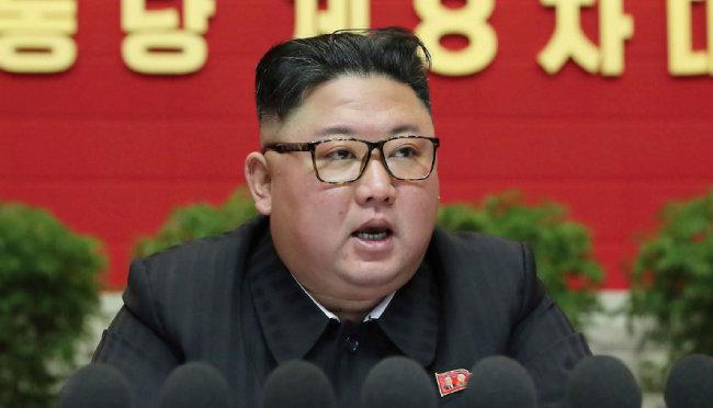 김정은 북한 국무위원장. [동아DB]