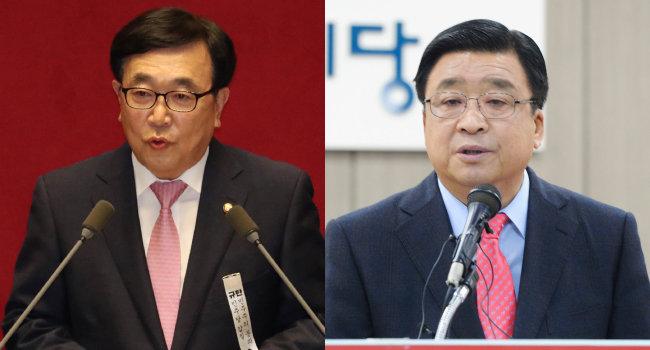 서병수 국민의힘 의원(왼쪽). 권철현 전 주일대사. [뉴스1]