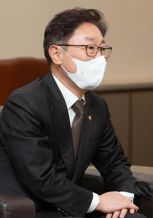 박범계 법무부장관이 단행할 첫 검찰 고위직 인사에 눈길이 쏠리고 있다. [동아DB]