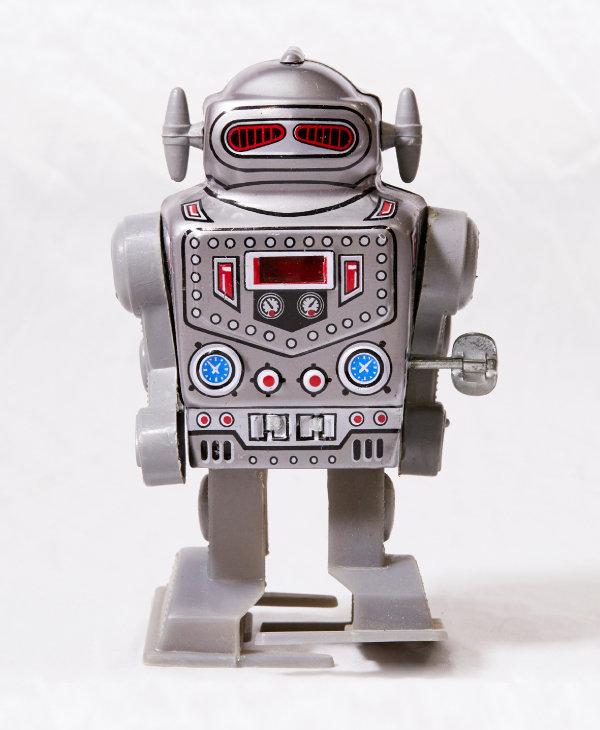 CAPTAIN ROBOT. 1968년 화랑공업사(MTU)에서 만든 대한민국 최초의 로봇 장난감.