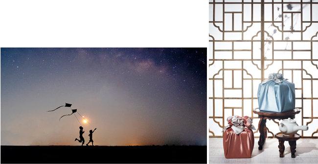 롯데호텔 해피 루나 뉴 이어 패키지(왼쪽). 현대호텔 바이 라한 울산의 설 프라이즈 패키지. [롯데호텔, 라한호텔]