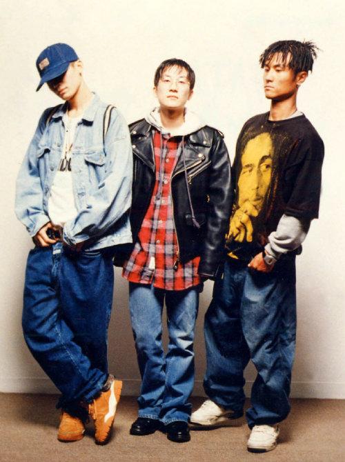1992년 4월 데뷔한 '서태지와 아이들'은 X세대의 아이콘으로 불렸다. [동아DB]