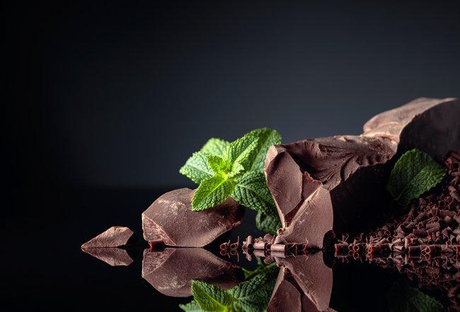 향긋한 민트와 쌉싸래한 초콜릿이 어우러지는 이른바 '민트초코' 맛은 호불호가 극명히 갈린다. [GettyImage]
