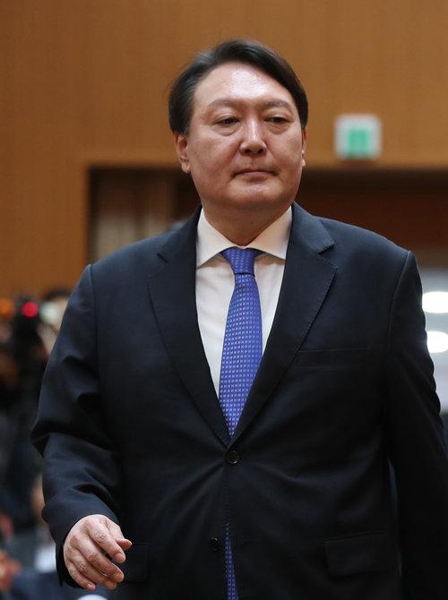 윤석열 전 검찰총장. [동아DB]