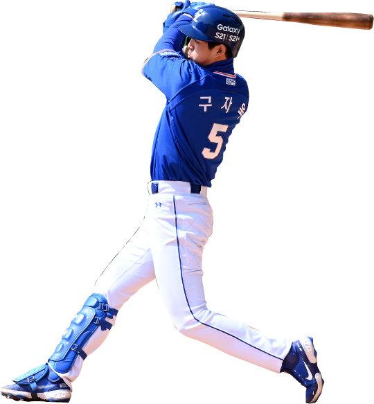 삼성 라이온스를 대표하는 구자욱 선수의 주민등록상 생일은 음력 2월 11일. 양력 3월 3일 출생이다.