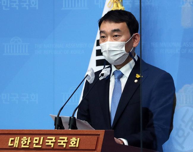 김용민 더불어민주당 의원. [동아DB]