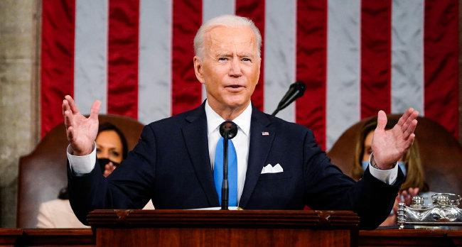 4월 9일(현지 시간) 조 바이든 미국 대통령은 연방대법원 개혁위원회를 설립하는 내용의 행정명령에 서명했다. [AP 뉴시스]
