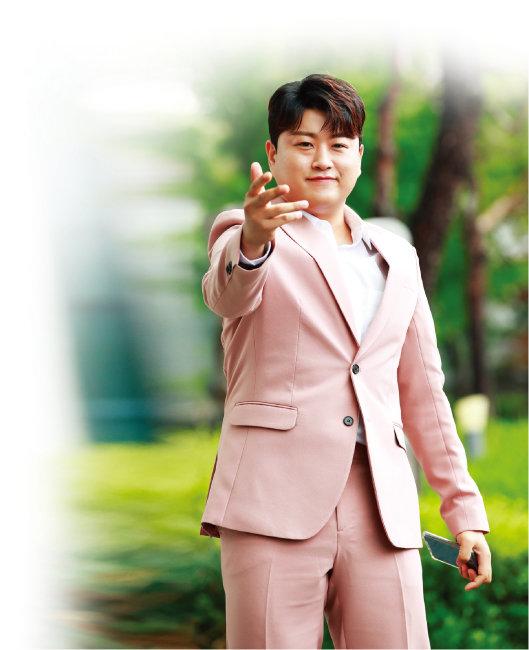 지난해 9월 군 입대 이후에도  큰 사랑을 받는 김호중. [뉴스1]