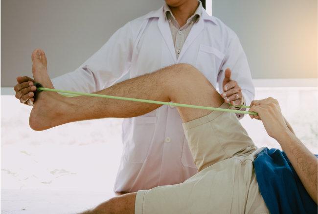 하체는 '제2의 심장'이라 할 만큼 혈액순환에 큰 영향을 미친다. 평소 하체 근육운동을 꾸준히 하면 근육경련으로 인한 고통을 줄일 수 있다. [GettyImage]
