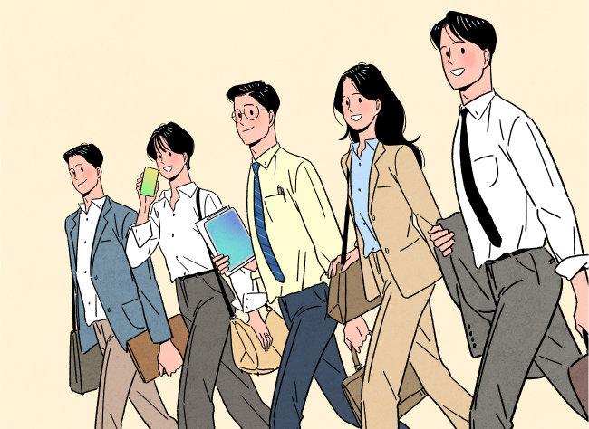 코로나19 여파로 젊은 층의 직업 관념이 크게 바뀌는 것으로 나타났다. [GettyImage]