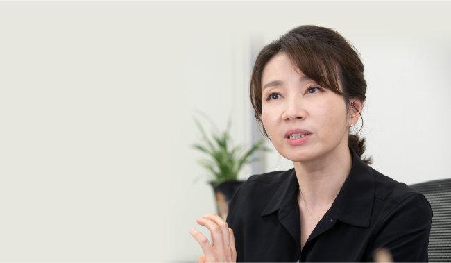 이상은 유안타증권 본부장. [지호영 기자]
