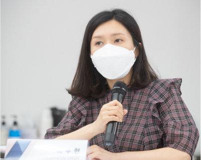 이수현 (사)소비자시민모임 정책실장. [지호영 기자]