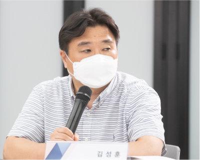 김성훈 충남대 농경제학과 교수. [지호영 기자]