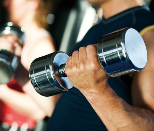 꾸준한 운동은 리비도 감퇴를 막는 데 도움을 준다. [GettyImage]