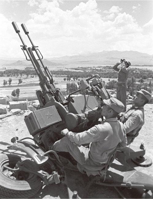 1979년 소련의 아프카니스탄 침공 당시 전투 장면. [GettyImage]