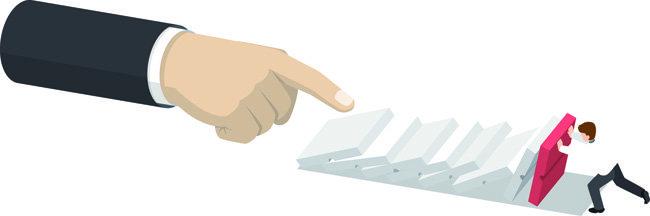"""""""대부분 사직 후 문제제기를   하는데 임금체불과 달리   갑질 사례는 증거가 남지 않는다.   이를 막으려면   부당한 대우를 받았을 때   바로 해당 증거를 수집해둬야 한다.""""[shutterstock]"""