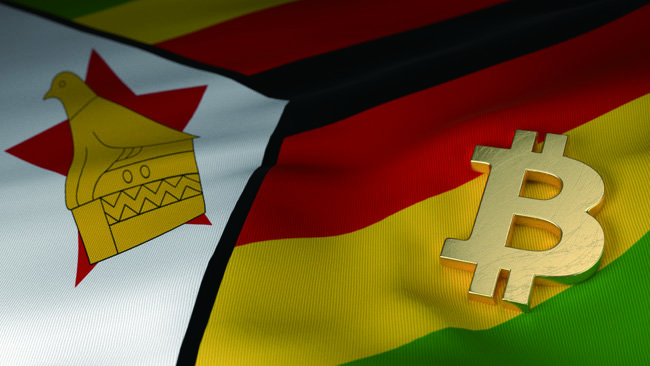 짐바브웨는 최근 쿠데타로 정권교체가 일어나는 과정에서 비트코인 가격이 2배 가까이 치솟았다. [shutterstock]